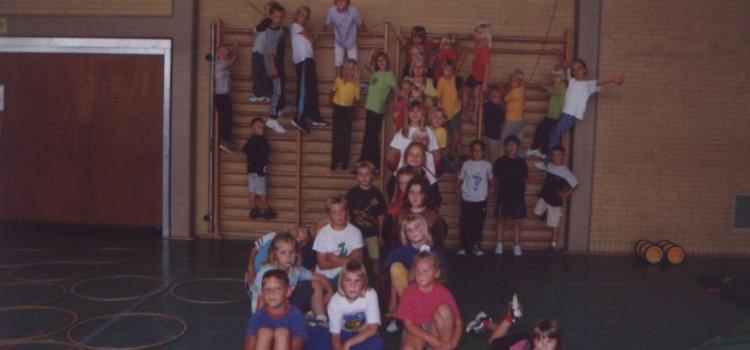 Kinderturnen im SV Stikelkamp