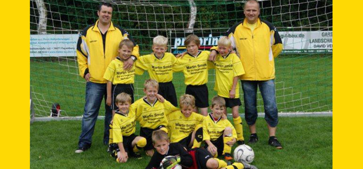 Unsere F-Jugend 2011
