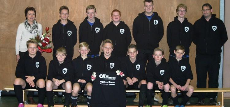 3. C–Jugend der SG Jheringsfehn/Stikelkamp/Veenhusen