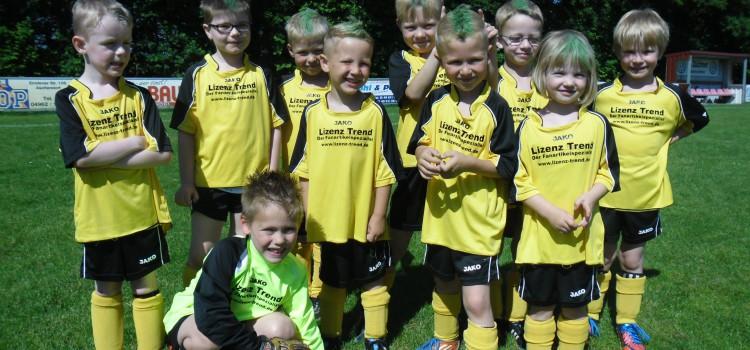 Fotos vom Turnier der G-Jugend am 25.05.14 in Wymeer-Boen