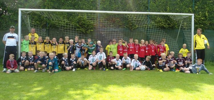 F2-Jugend beim Turnier des VfL Ockenhausen am Sonntag, den 22. Juni