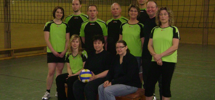Bericht vom Hobby-Volleyball