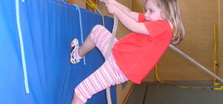 Bericht vom Kinderturnen beim SV Stikelkamp