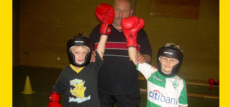 Boxen beim SVS