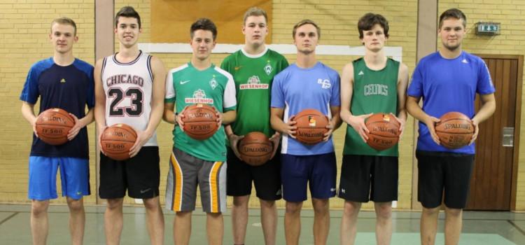 Basketball – Abschlussbericht 2015
