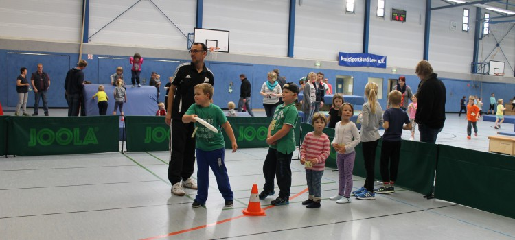 9. Sportpicknick des SV Stikelkamp in der Kreissportschule Hesel