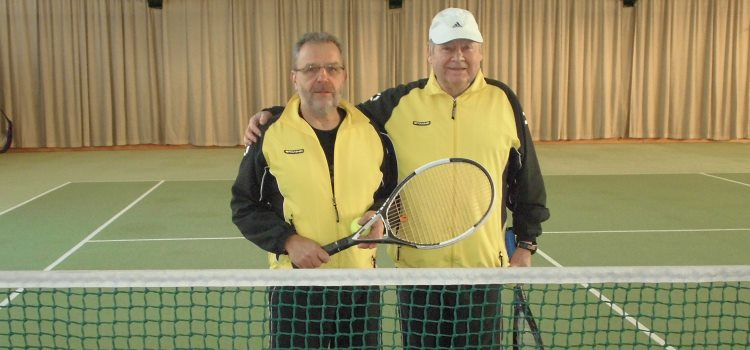 Tennisjugend hat nun einen Co-Trainer