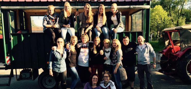 Bericht vom Damen-Fußball