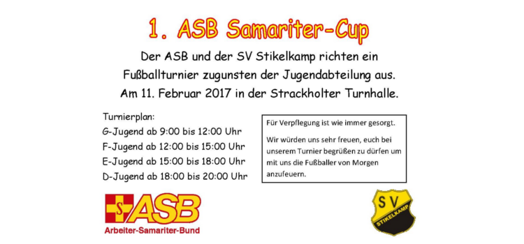 1. ASB Samariter Cup