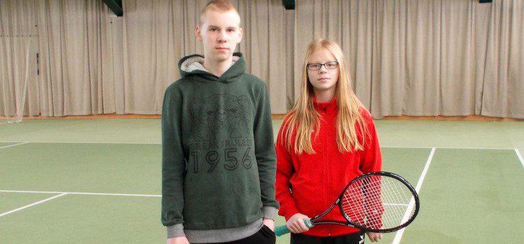 Das Tennisjahr fängt gut an