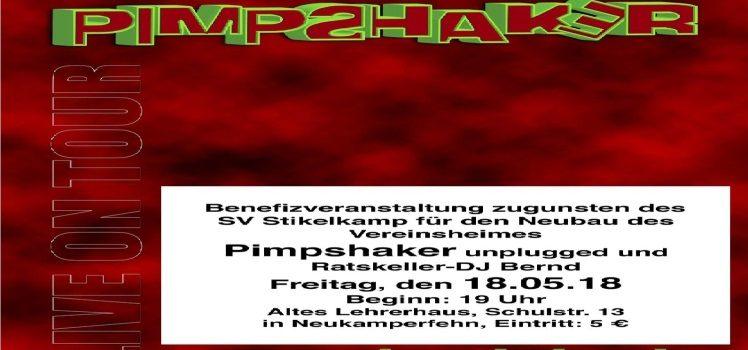 Pimpshaker – Benefizveranstaltung