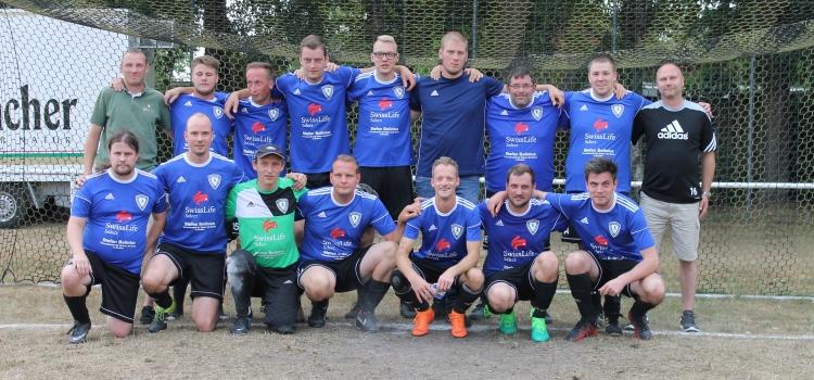III. Herren gewinnt im Kreispokalspiel gegen die SG Heidjer SV/TuS Holthusen II