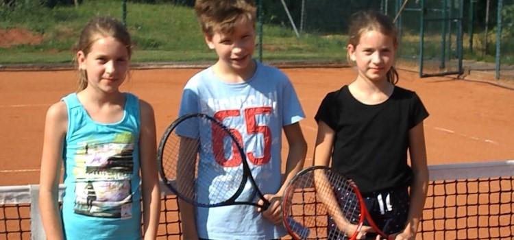 Vier neue Tennis-Mitglieder für den SVS