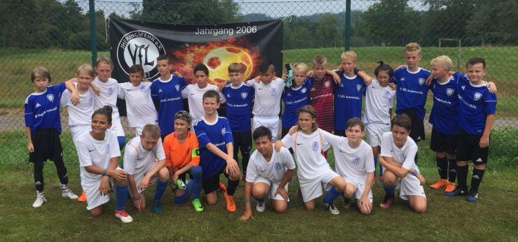 Abenteuer Gothia Cup – für zwölf fehntjer Kicker ein voller Erfolg