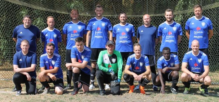 3. Herren gegen FC Frisia Völlnerkönigsfehn 2 (2:2)