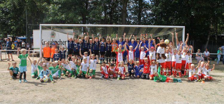 Großes Jugendfußball-Turnier im Sommer