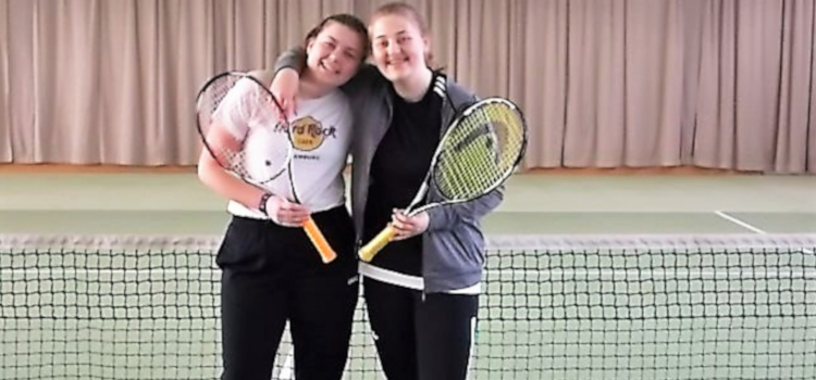 Weiteres Wachstum der Tennis-Abteilung