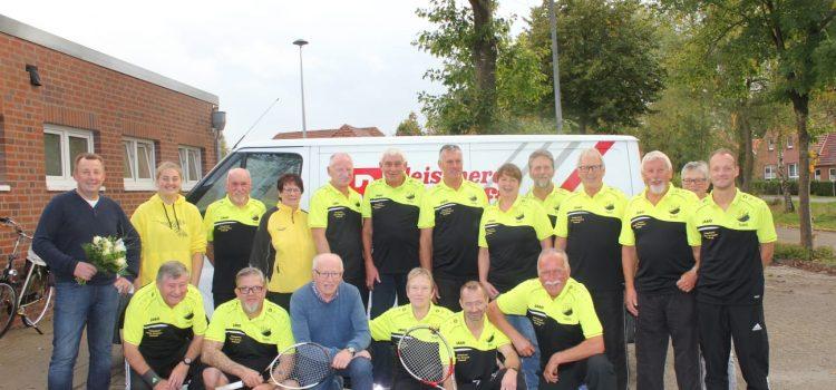 25 Jahre Tennis