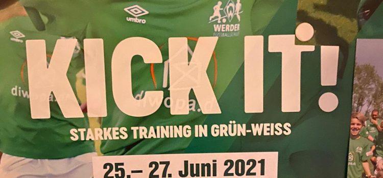 Werder CAMPontour am Wochenende