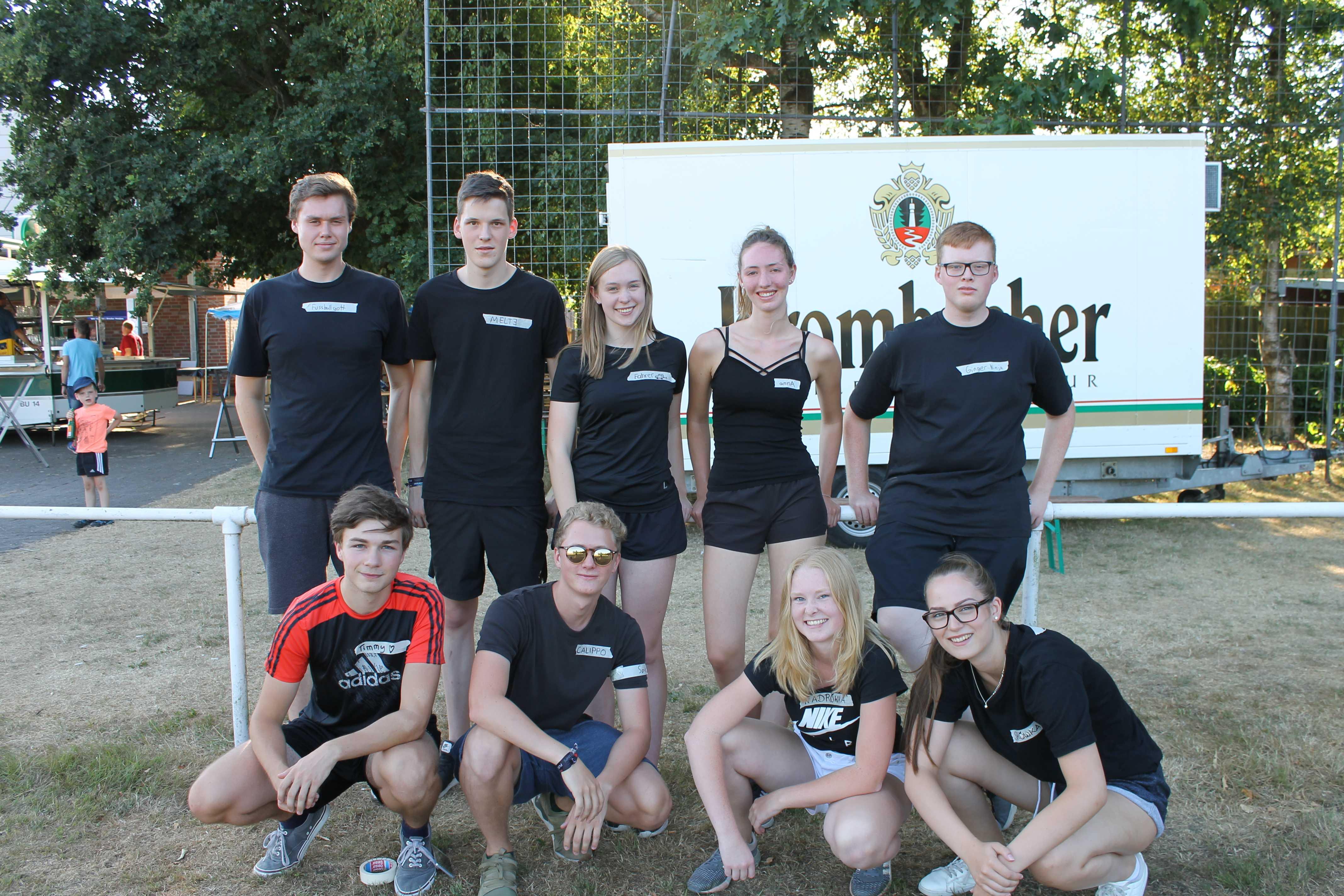 2018-07-27 Sportwoche - Flunkyball Turnier (6)