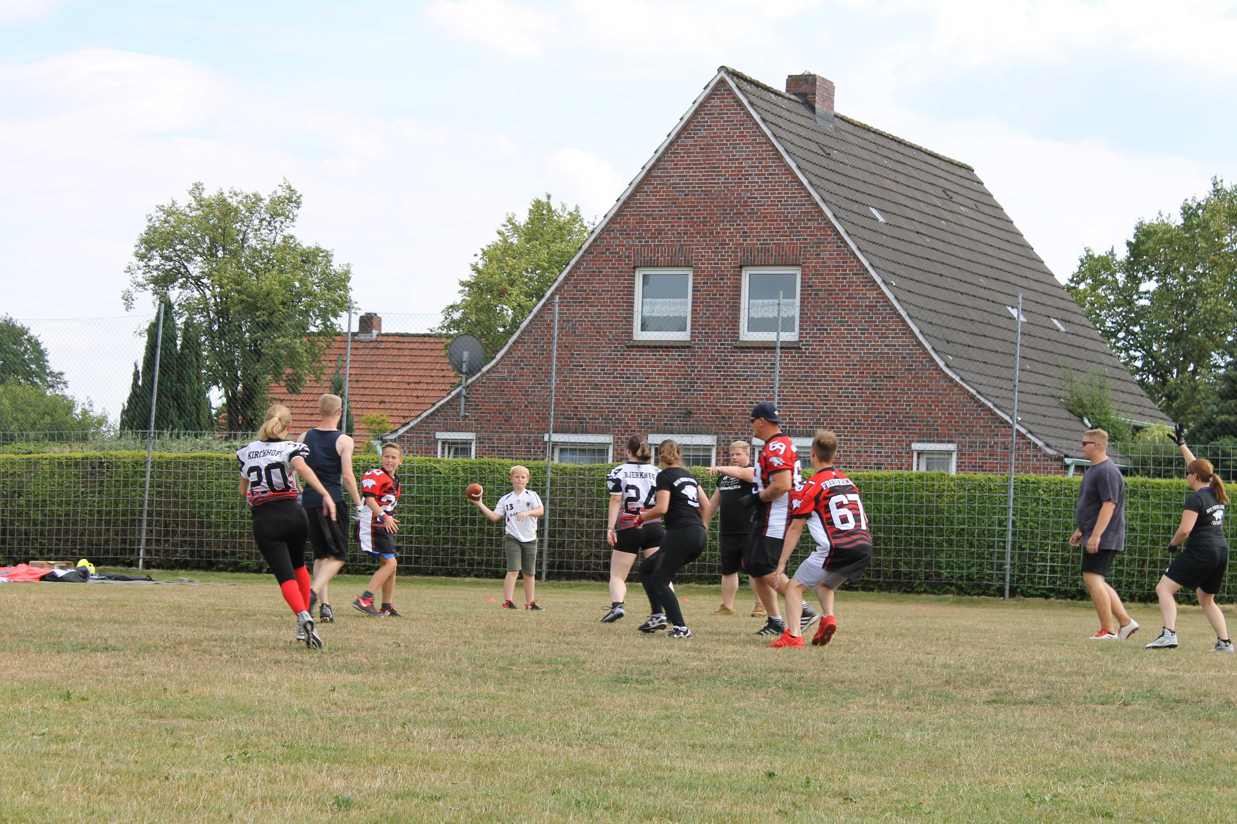 2018-07-29 Sportwoche - Sportpicknick & Football & Fußball (50)